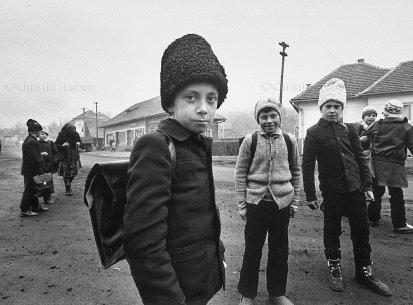 Roumanie, Transylvanie 1990