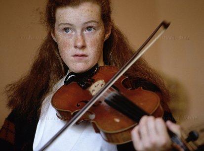 La musique traditionnelle irlandaise 1985/2000