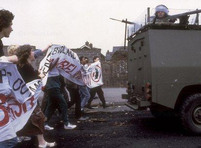 Irlande du Nord, 1988-90