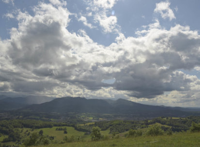 Montcalivert,  une colline promontoire  2
